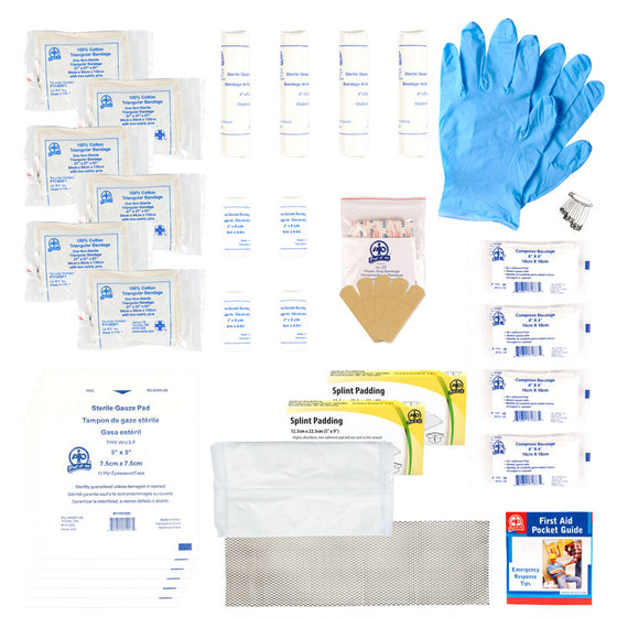 Ontario WSIB Level 1 Bulk Refill Kit