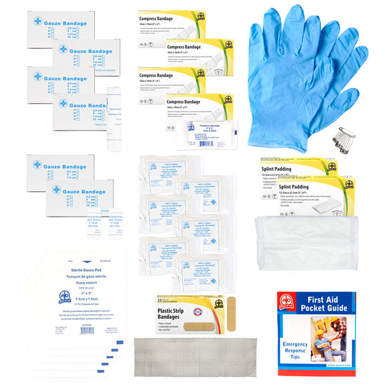 Ontario WSIB Level 1 Unitized Refill Kit