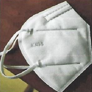 KN95 mask for protection  (50000 Piece pack minimum) $4.50 each