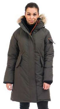 Outdoor Survival Canada parka - OSC Karima jacket $800.00