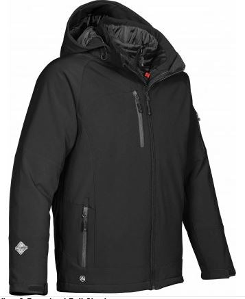 Stormtech - Solar 3-in-1 system jacket - B-2 - discount price $304.00
