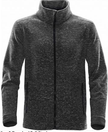Stormtech Jacket - Tundra Sweater Fleece - NFX-2