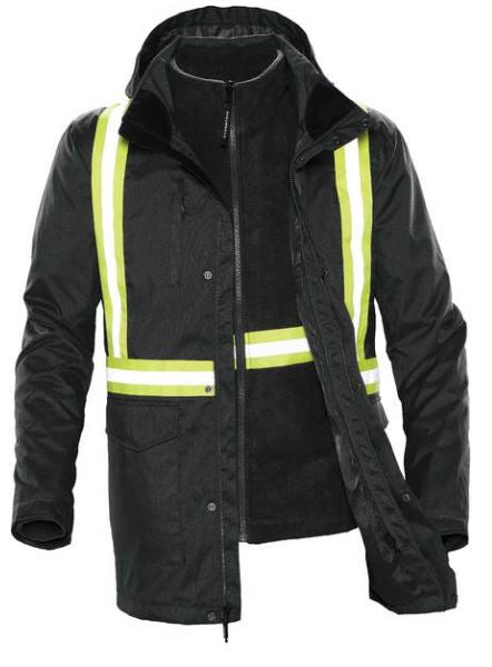Stormtech TPX-3R - HD 3-in-1 Reflective System Parka - Reduced price at $216.00