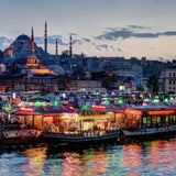 Eat Istanbul - an assault on your senses!