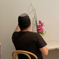 Introduction to Ikebana - Japanese style flower arrangement