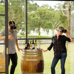 Immersive VR Wine Tasting - All Saints Estate