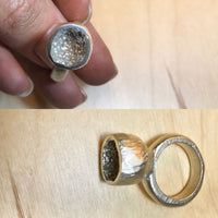 Lost Wax Ring Making Workshop