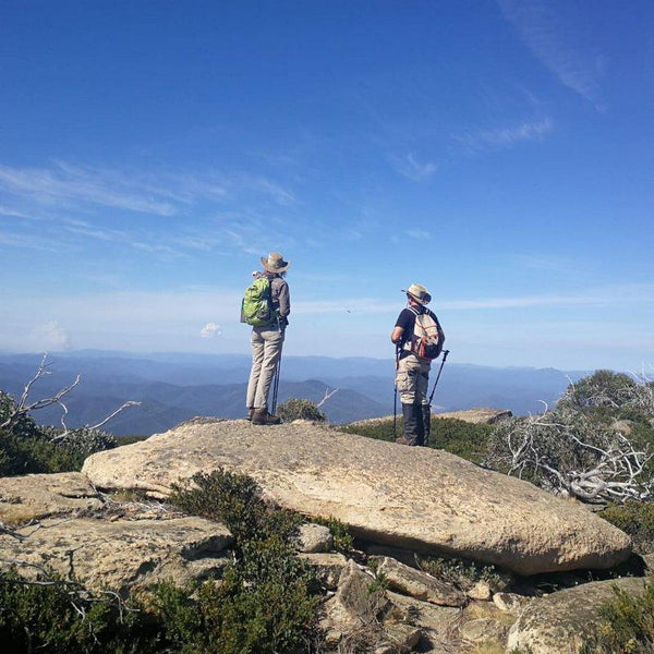 Mount Buffalo Hike and Bubbles