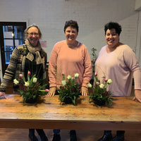 Connect - Relax - Create with Flowers - Yoga and Ikebana workshop