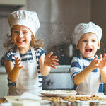 Kids Kitchen Garden Cooking Class