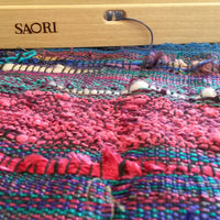 Japanese SAORI Weaving Workshop