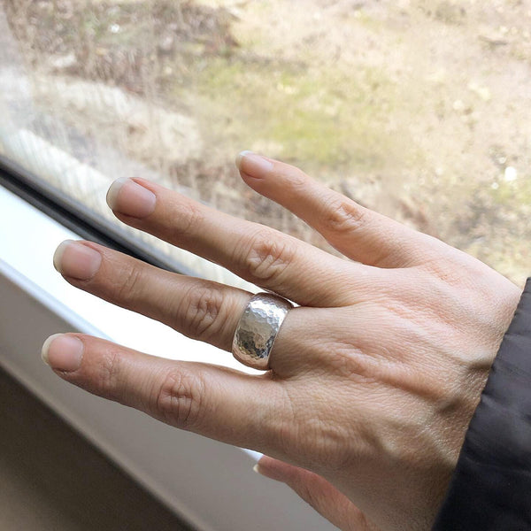 Silver Ring Workshop