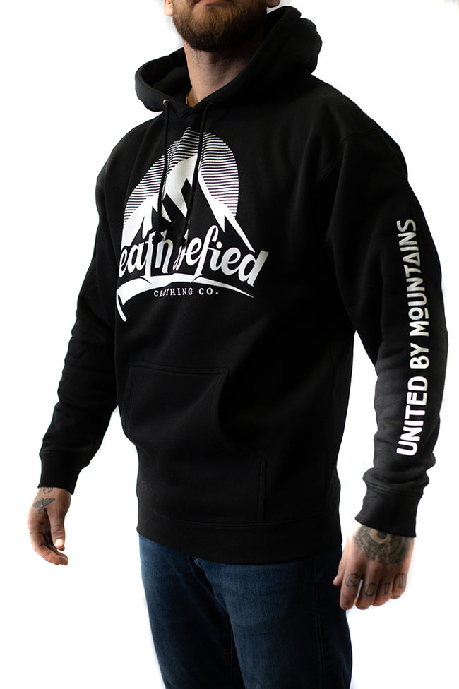 United by Mountains Hoodie
