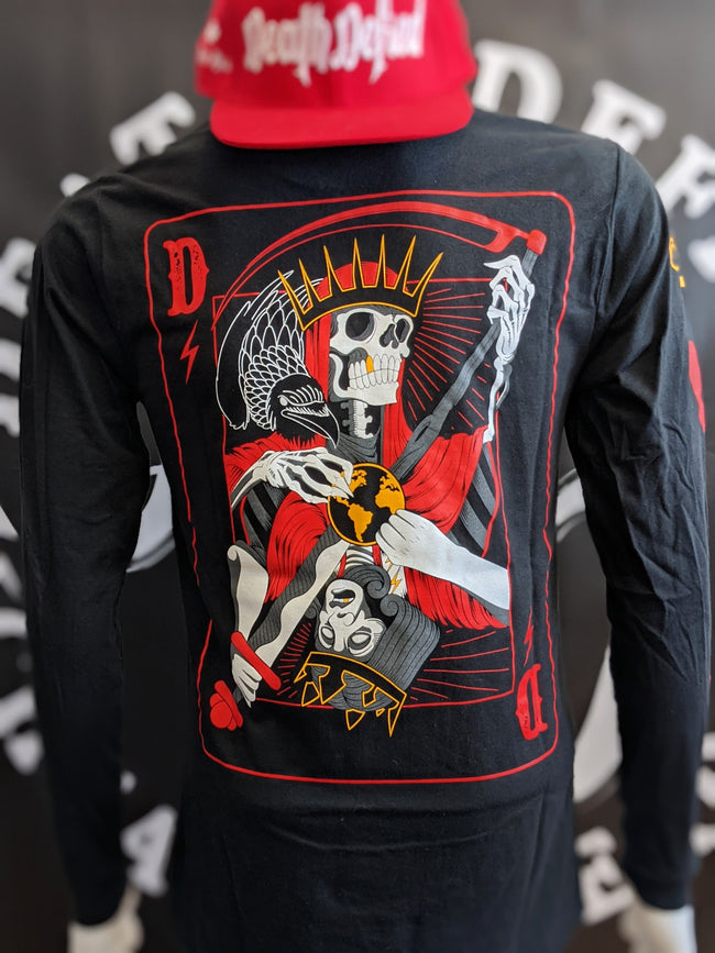 King Card Longsleeve