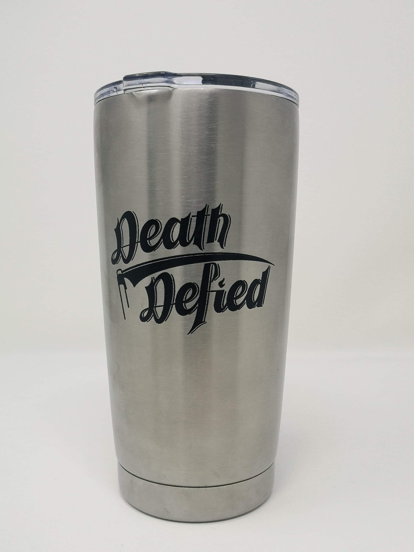 First Things First 20oz Tumbler