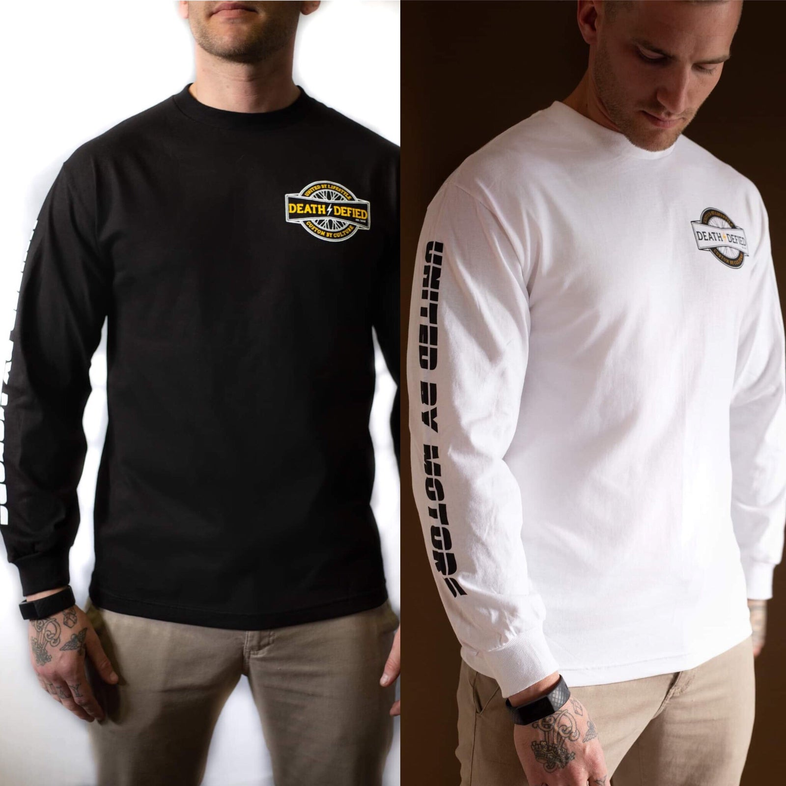 United by Motors Longsleeve