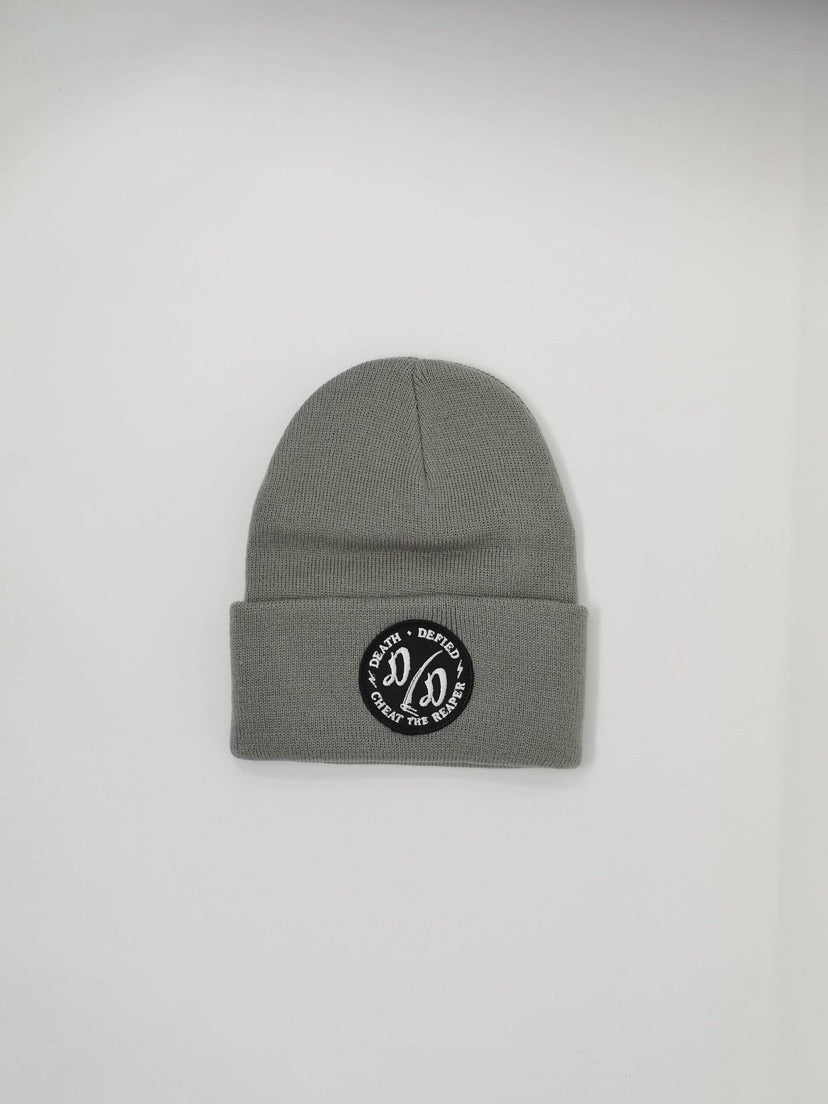 Matte Grey Toque