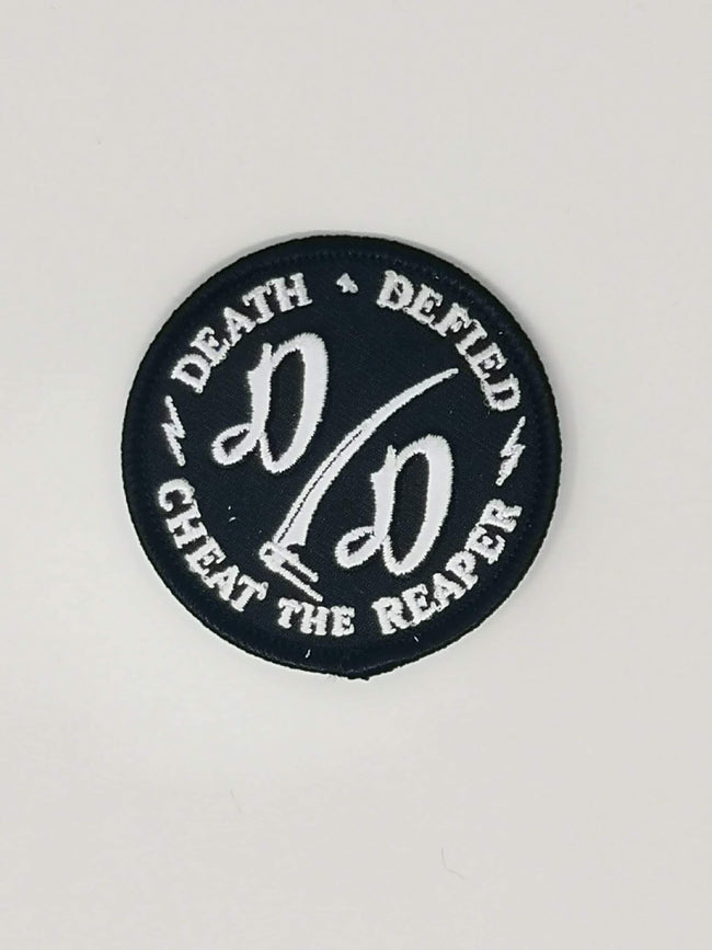 DD Patch Black
