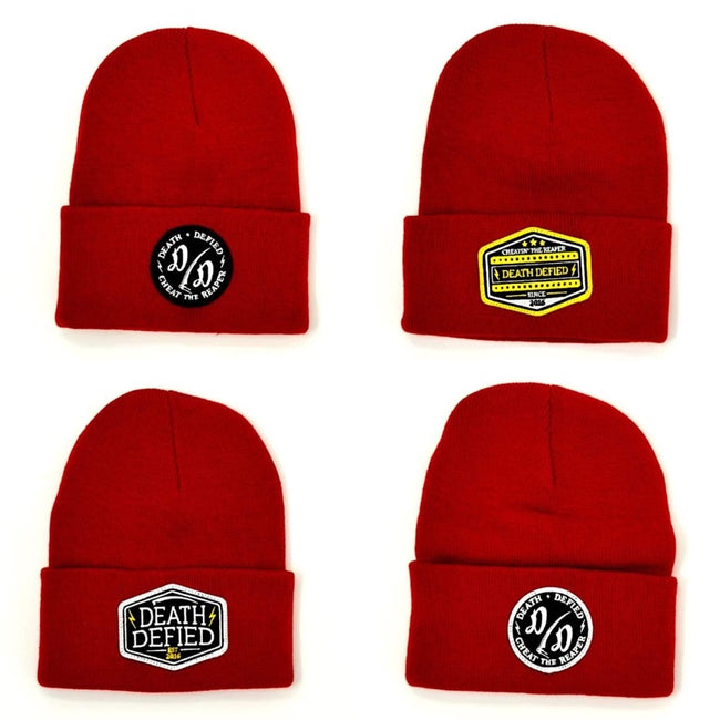 Blood Red Toque