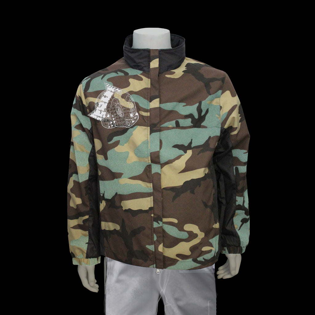 SBE + Lightwork Jacket / Reflective Fatigue Camouflage