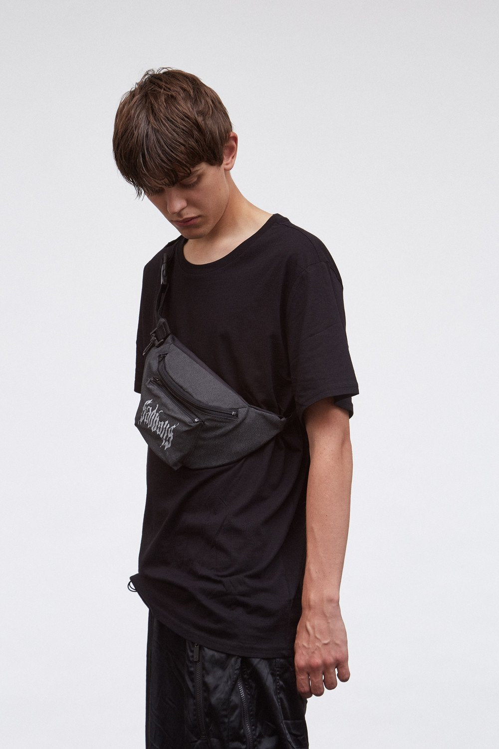 SBE + Lightwork Side Bag / Reflective