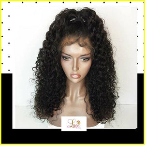 Egyptian Lace Frontal  Unit