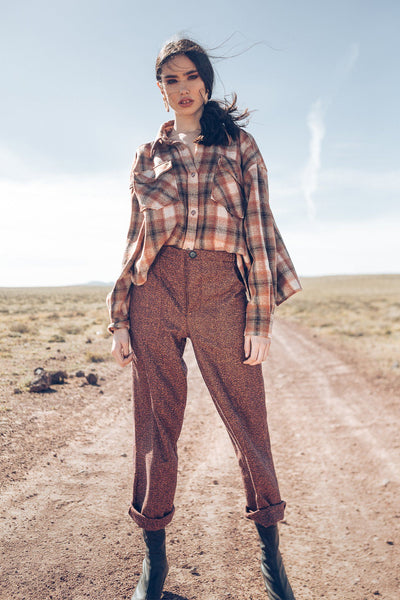 Paloma Wool Pant - Cowgirl - Poppyfield the Label