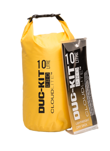 10L CLOUDLITE™ Lightweight Dry Bag - Duc-Kit Pro
