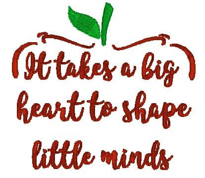 Big heart for little minds