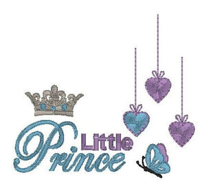 Ellie - little Prince