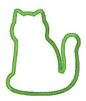 Kitty outline