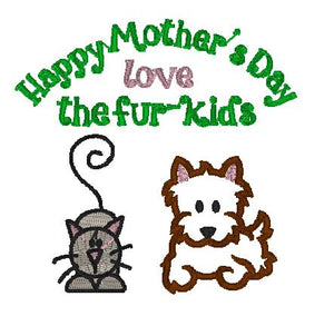 Mother's Day fur-kids
