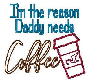 Reason Daddy coffee