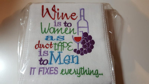 Wine & Duct Tape