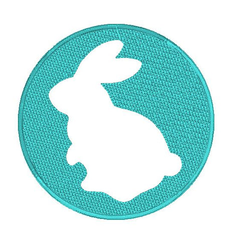 Bunny - embossed