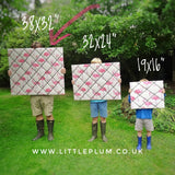 Large Flamingo Memo Board