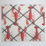 Lobster notice board