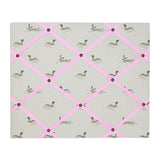 Rabbits Ribbon Memo Board