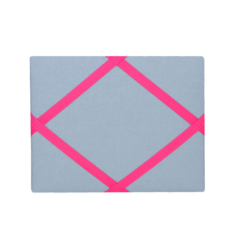 Blue/Pink Magnetic Photo Frame
