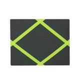 Charcoal Grey / Neon Yellow Magnetic Photo Frame