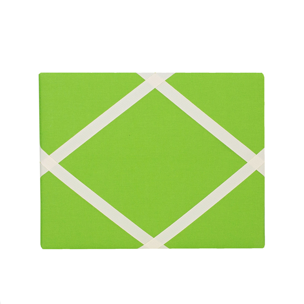 Green / Ivory Magnetic Photo Frame