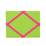 Green / Pink Magnetic Photo Frame