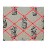 Medium Pineapple Memo Board