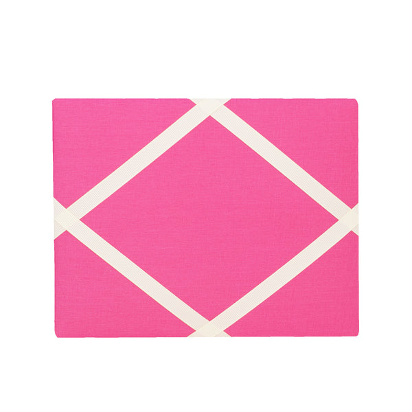 Pink / Ivory Magnetic Photo Frame
