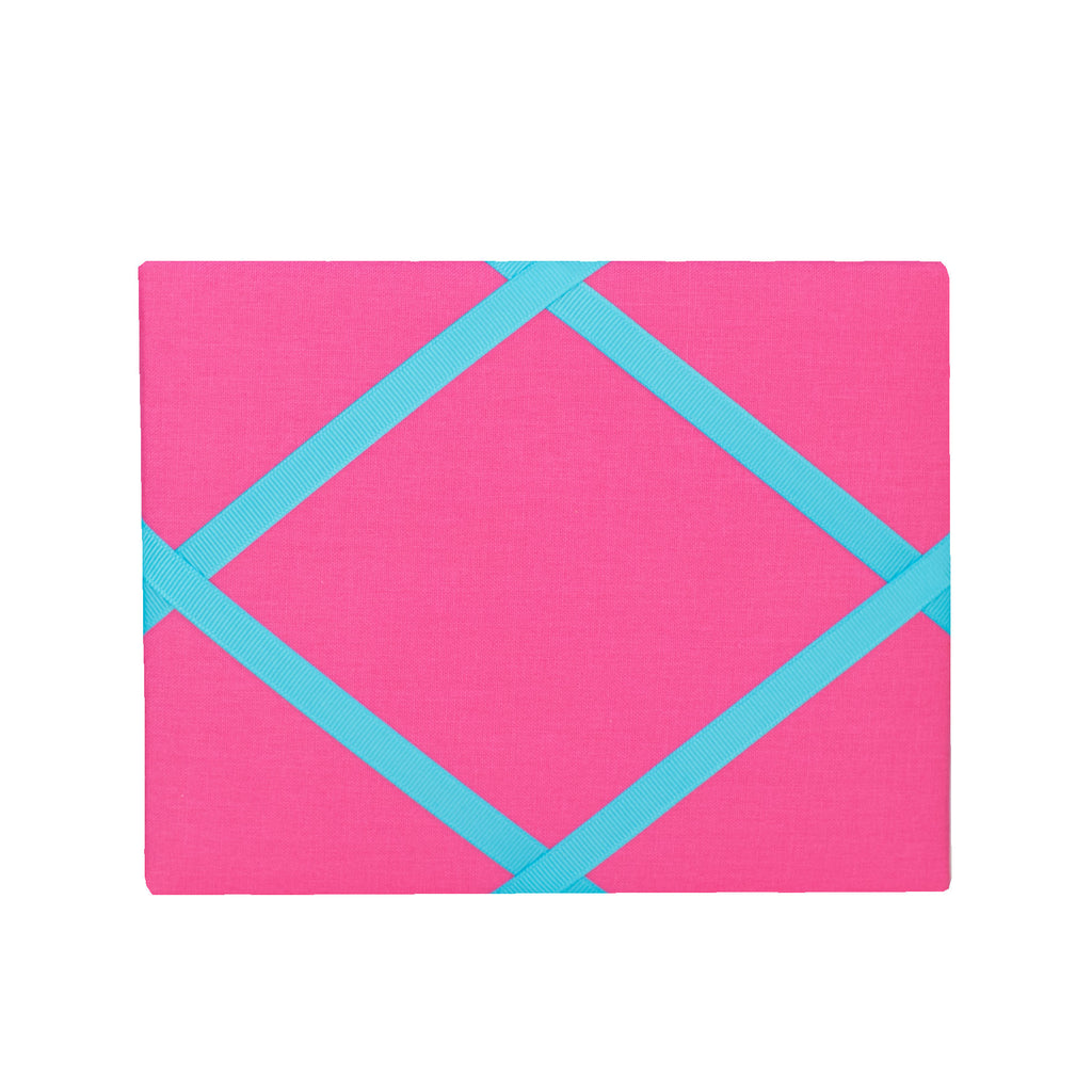 Pink / Turquoise Magnetic Photo Frame