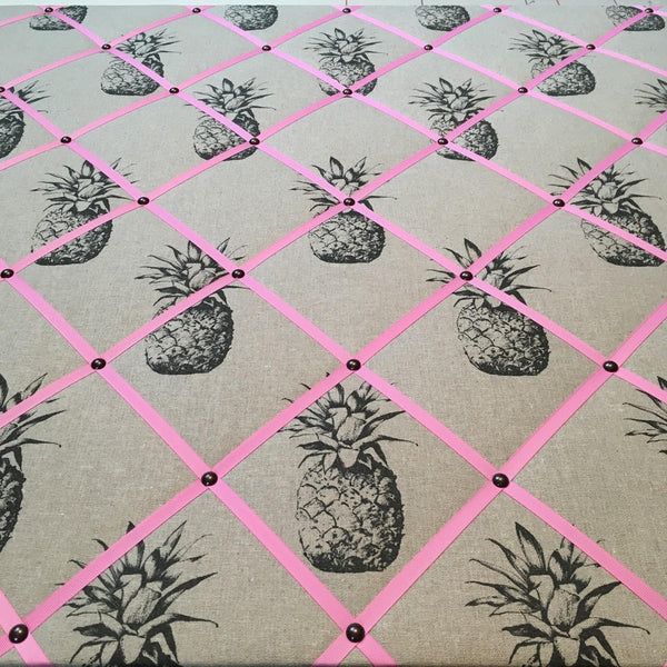 Large Pineapple Memo Board