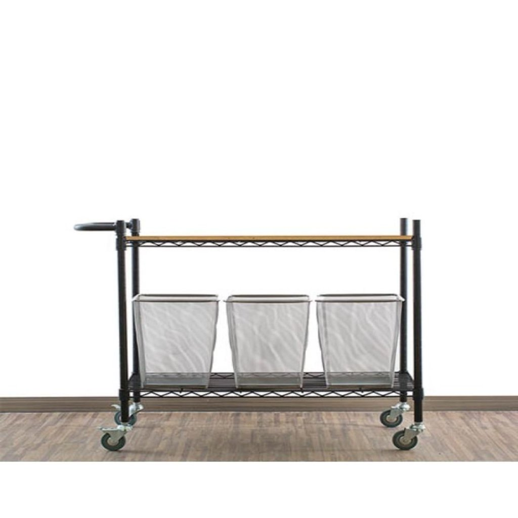 Kitchen trolley - Epoxy Black