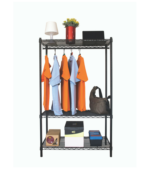 ER black hanging rack (large)