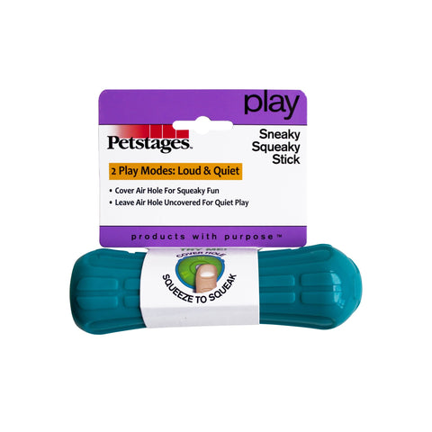 Petstages® Sneaky Squeaky Stick