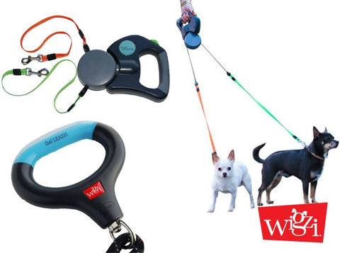 Wigzi Dual Doggie Leash